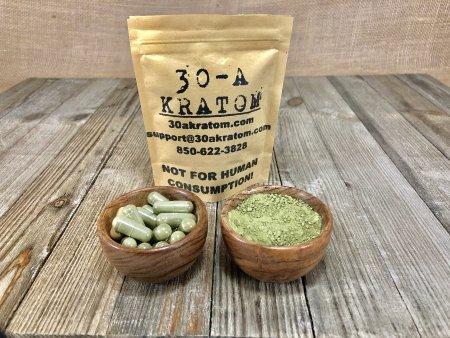 30a Kratom Green Maeng Da